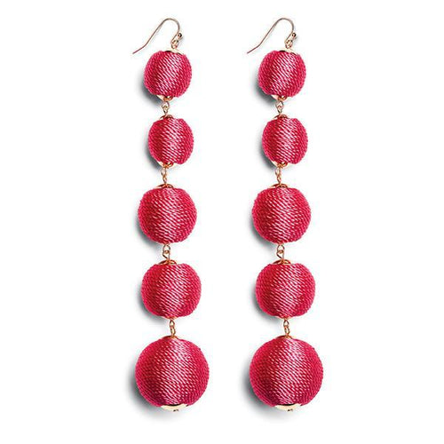Jewelry - Bauble Drop Earrings