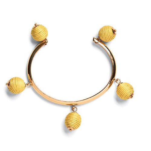 Jewelry - Single Bangle With Bauble Drops