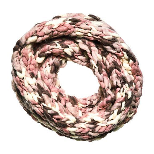 Women's Chunky Space dyed Infinity Scarf (BSS3652)