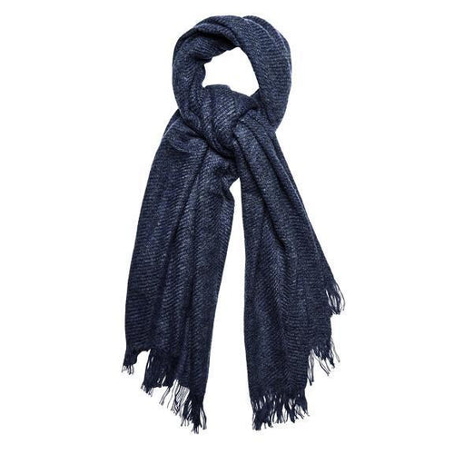 oversized solid scarf