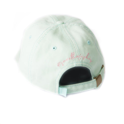 SDHC X SandCloud Mint Sea Turtle Dad Cap (SCH2002OS)