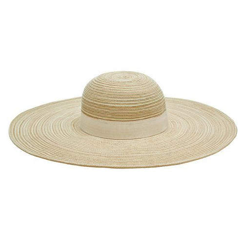 SUN BRIM - WOMENS MIXED POLY BRAID SUNBRIM