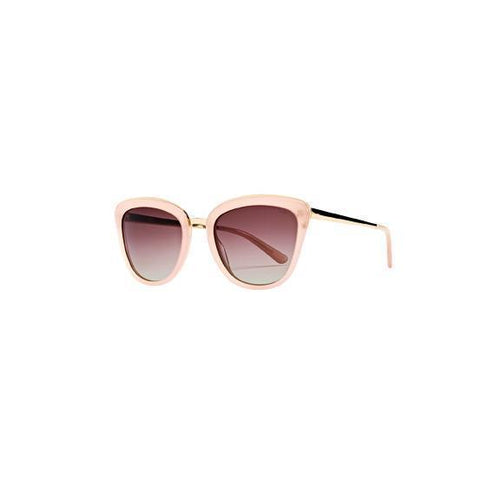 WOMENS CATEYE WITH EXPOSED FRAME SUNGLASSES (BSG1066)