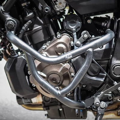 Crash Bar Engine Guard Frame Protector Yamaha MT-07 2017