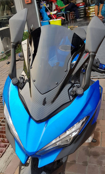 Windshield Windscreen Kawasaki Ninja 400 2018-2019