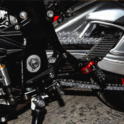 Rearset Adjustable Carbon Fiber BMW S1000RR 2017-2018