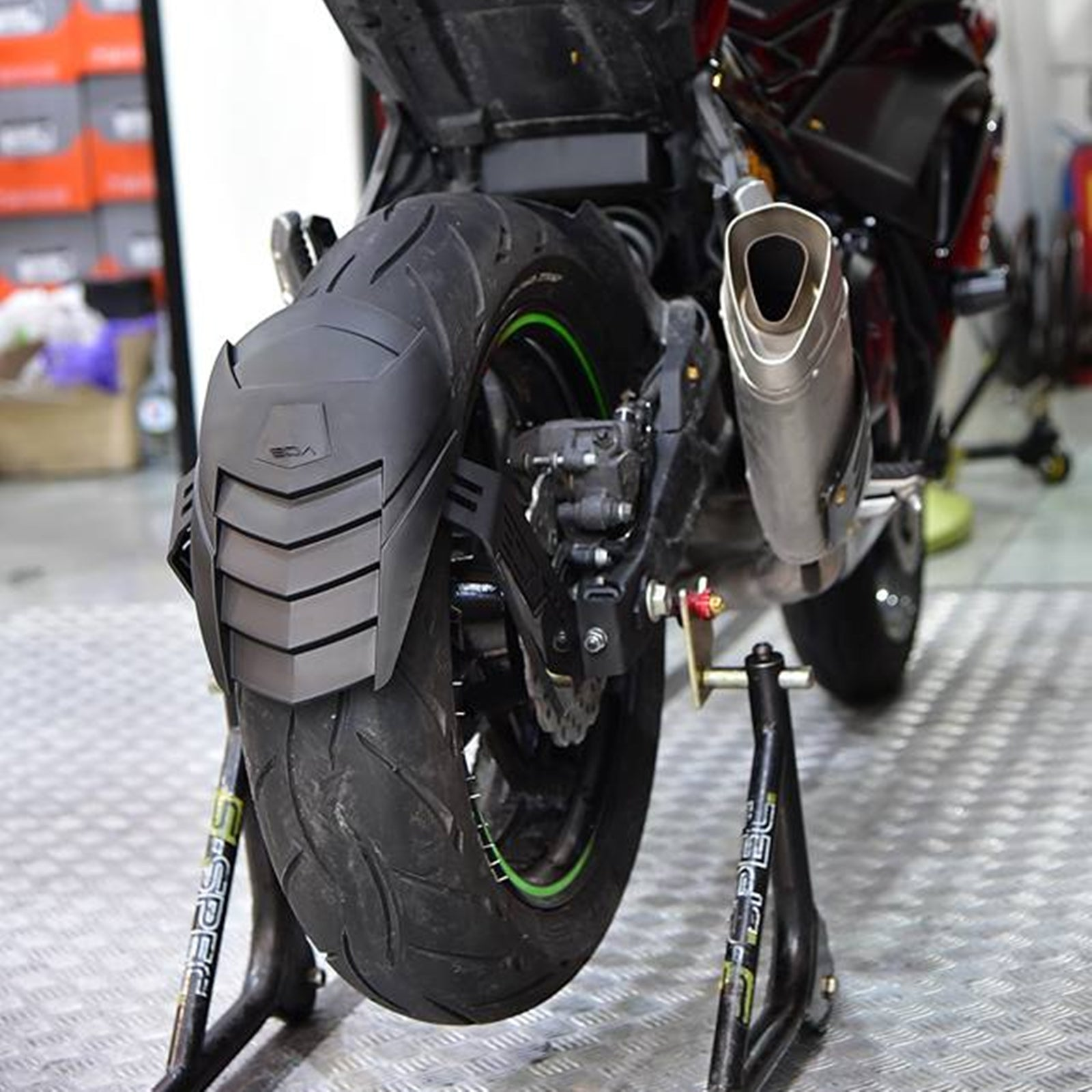 Mud Splash Guard Kawasaki Z650 Ninja 650 2017-2019