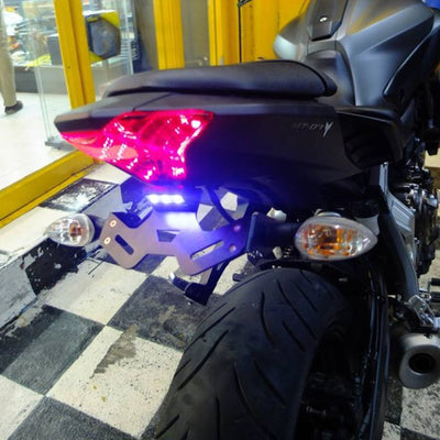 Fender Eliminator Tail Short Tidy License Plate Yamaha MT-07 2016-2018