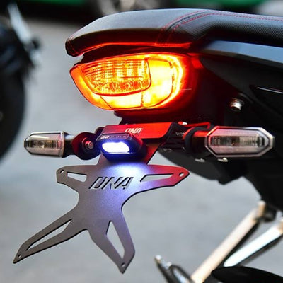 Fender Eliminator LED Flipped Honda CB650 CBR650R 2019