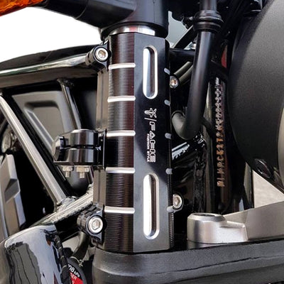 Guard Front Shock Cover Honda Rebel 300 500