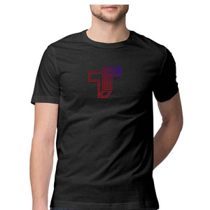 TrueTech Gradient Logo Men's T-Shirt