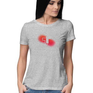 TrueTech Fade Logo T-Shirt for Women