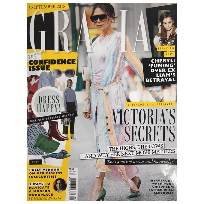 Grazia | Lily Saddle Bag