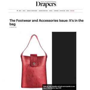 Drapers Online | Footwear and Accessories Issue