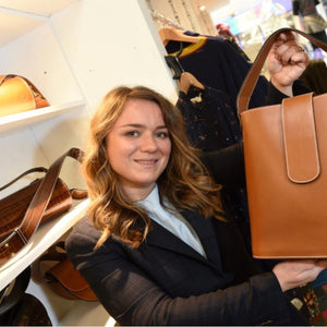 Businesswoman has 2020 success in the bag