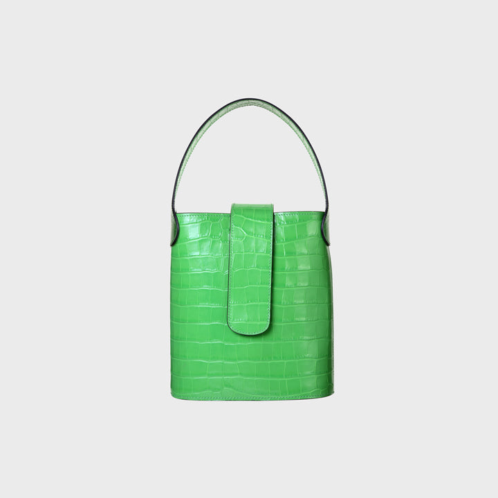 Holly mini bucket - Apple