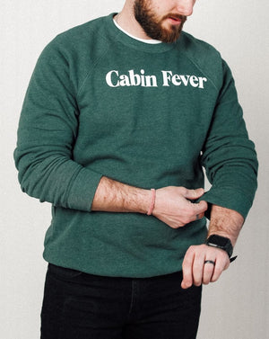 Load image into Gallery viewer, Cabin Fever Unisex Sweatshirt