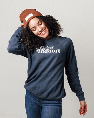 Load image into Gallery viewer, The Great Indoors Unisex Sweatshirt