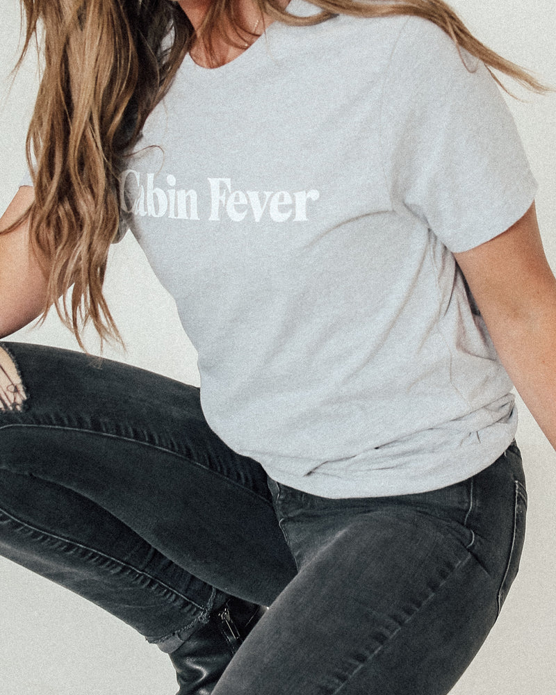 Load image into Gallery viewer, Cabin Fever Unisex Tee