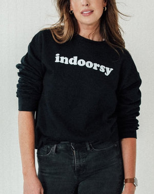 Load image into Gallery viewer, Indoorsy Unisex Sweatshirt