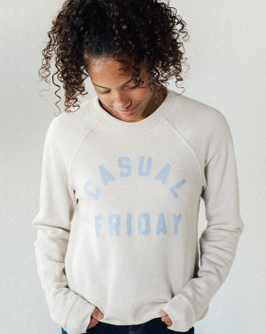 Load image into Gallery viewer, Casual Friday Unisex Sweatshirt