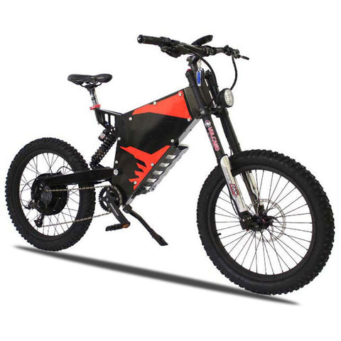 New SUPER Powerful(!) V2 72V 8000W Electric Mountain Bike/ Motorcycle - LoveThatBike