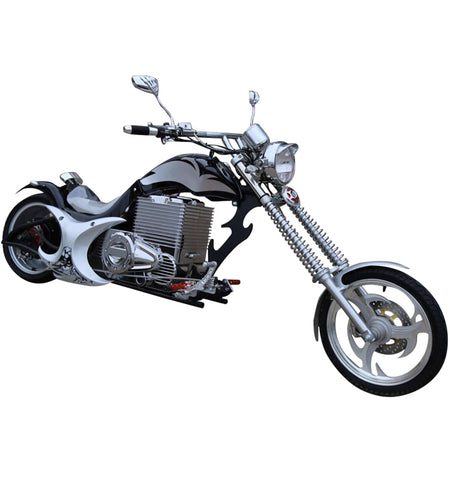 NEW & POWERFUL Super Cool Electric Motorcycle - 3000W/72v/50AH! - LoveThatBike