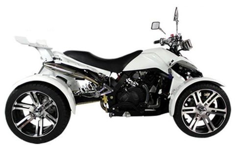 NEW ELECTRIC ATV! Energy Saving Environmentally Friendly 4 Wheel Vehicle/Bike - LoveThatBike