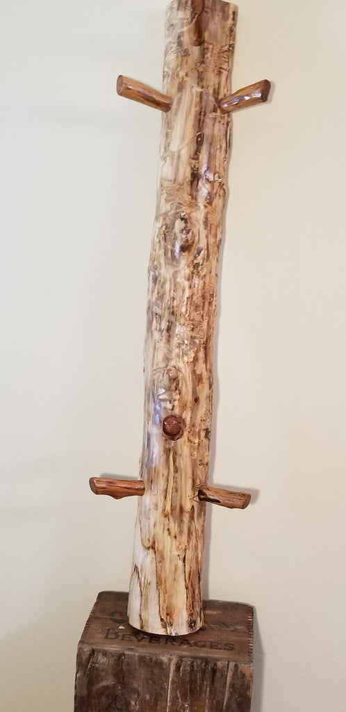 Coat Rack (vertical)