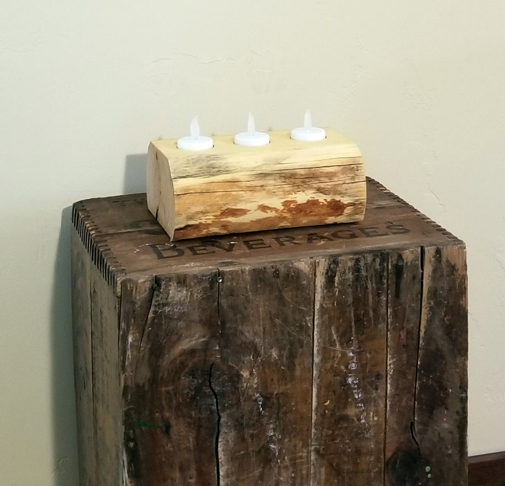 3-hole Candle Holder
