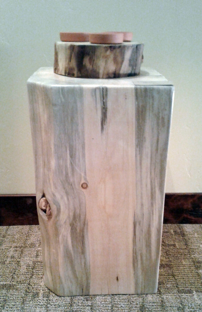 Lodgepole Side Table (cant)
