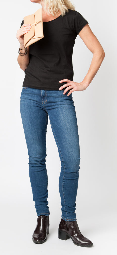 Pieszak, Jeans, Emily, Denim Blue
