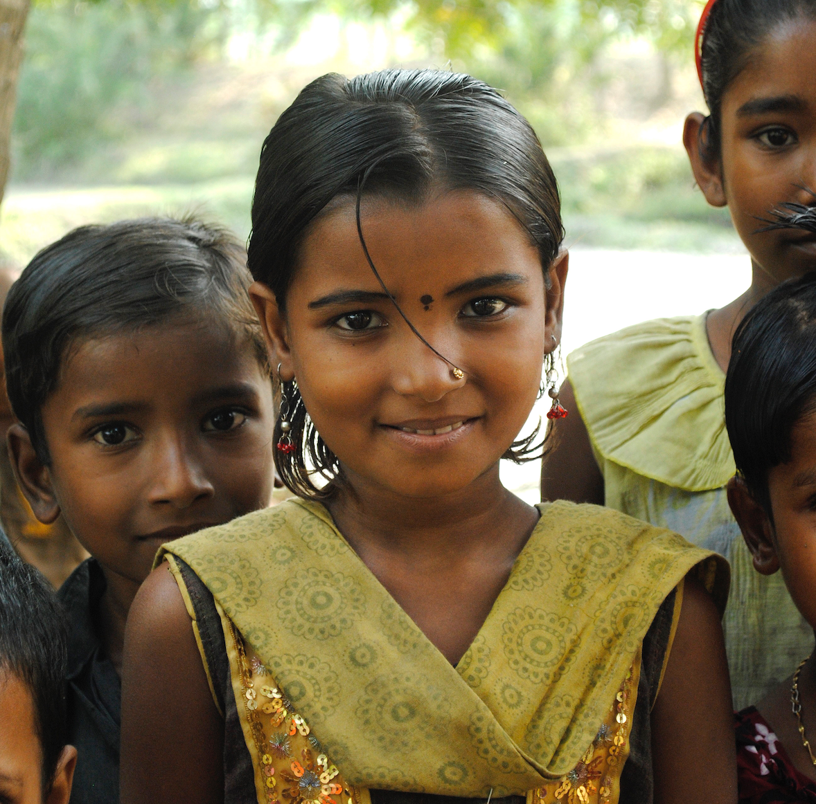 Silk Wolfe donates $1 from every sale to help prevent child marriage