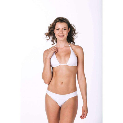 The Leela Cami Top Coconut Milk