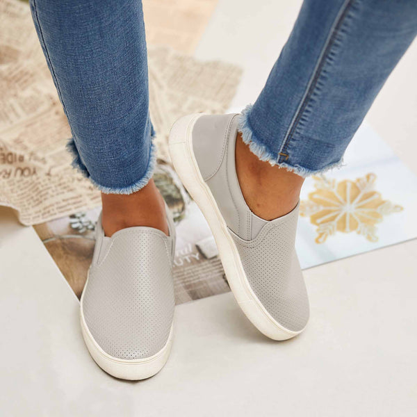 Flipmoda Slip On Running Flat Sneakers