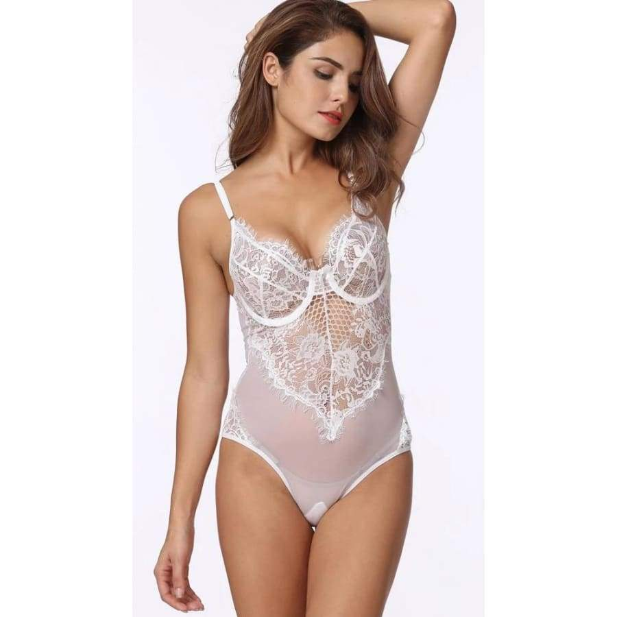 Sexy lace bodysuit | Be Sexy Everyday