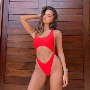 Sexy One Piece Swimsuit | BA19204R1 / S | Be Sexy Everyday