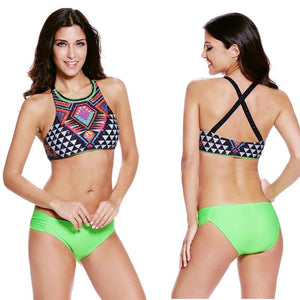 Sexy Printed Bikini Set | Be Sexy Everyday
