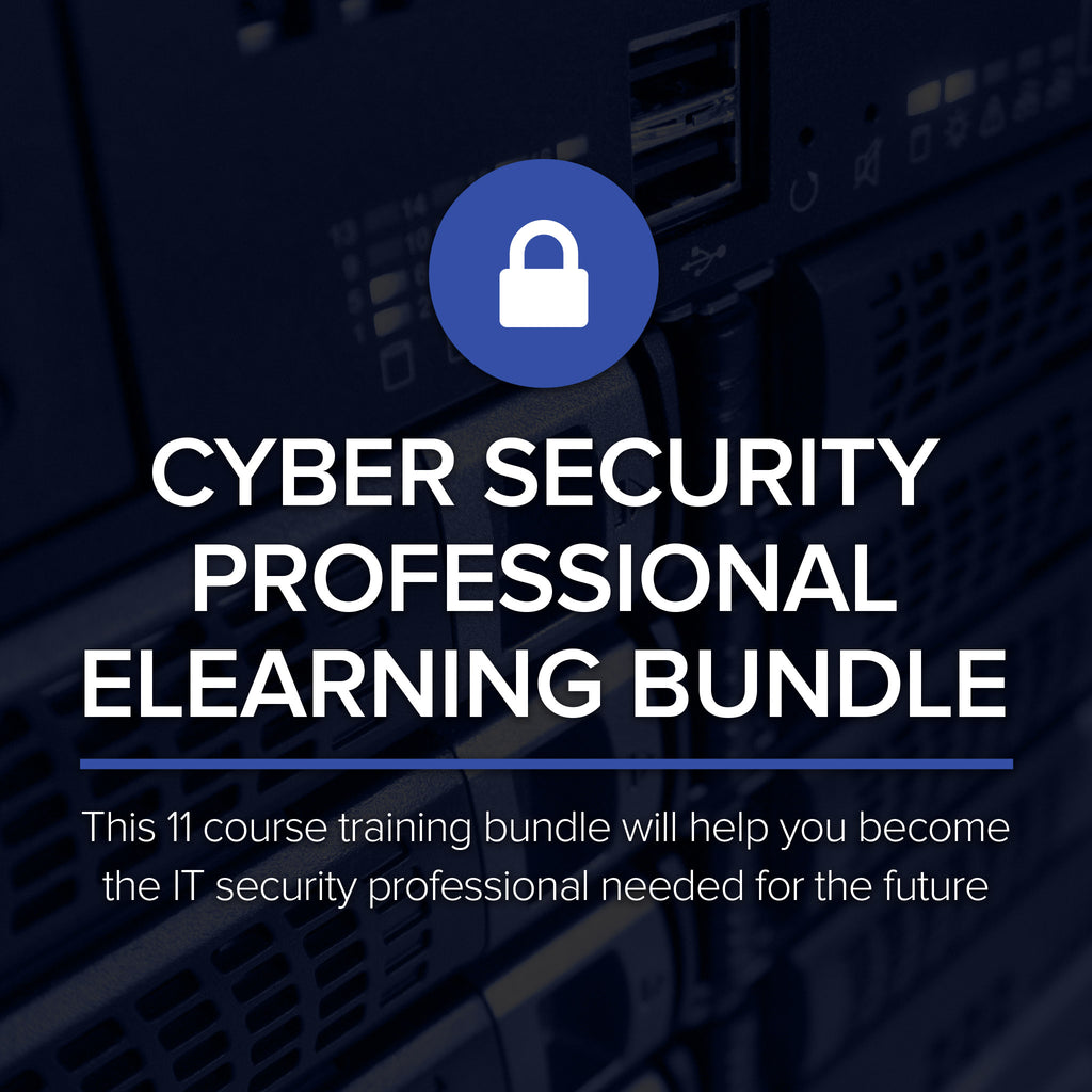 Professional Cyber Security Bundle - Kiwi Courses