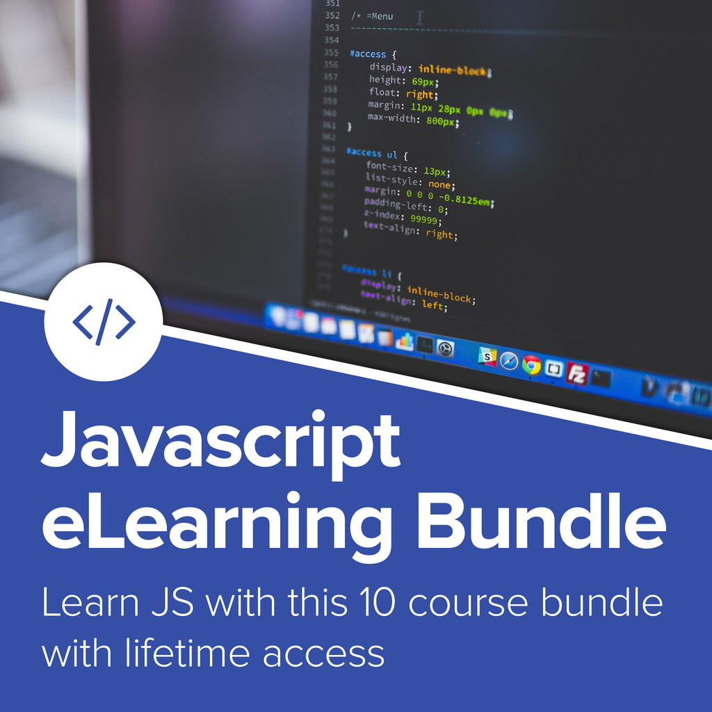Javascript eLearning Bundle - Kiwi Courses