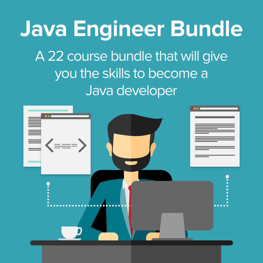 Java Engineer Bundle - Kiwi Courses