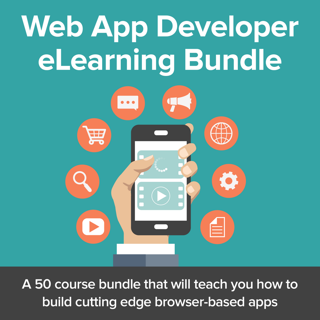 Web App Developer eLearning Bundle - Kiwi Courses