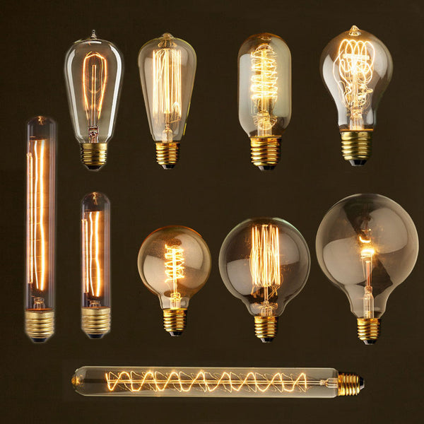 LED vintage - and deko-light bulbs
