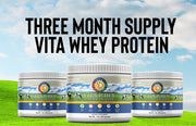 VITA WHEY 3 MONTH SUPPLY