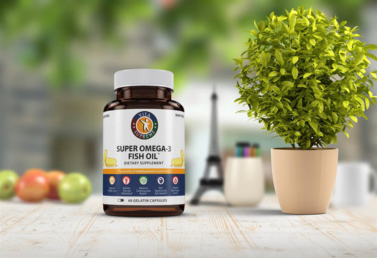 Super Omega Fish Oil