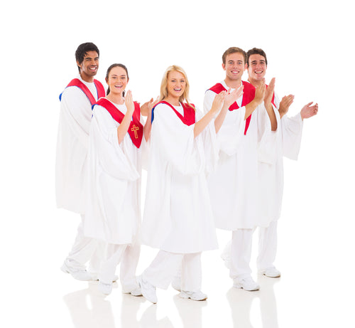 Choir Surplices & Cottas