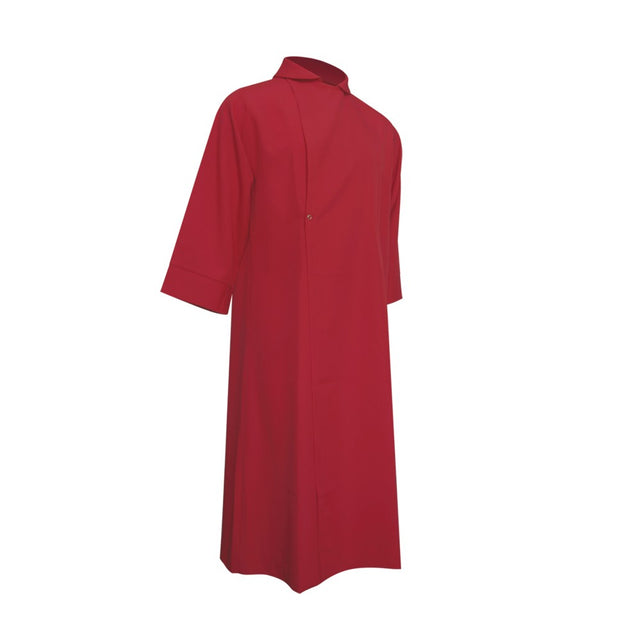 Red Choir Cassock - Church Choir Robes - ChoirBuy