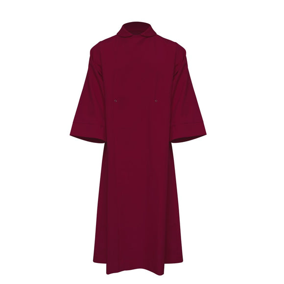 Maroon Choir Cassock - Church Choir Robes - ChoirBuy