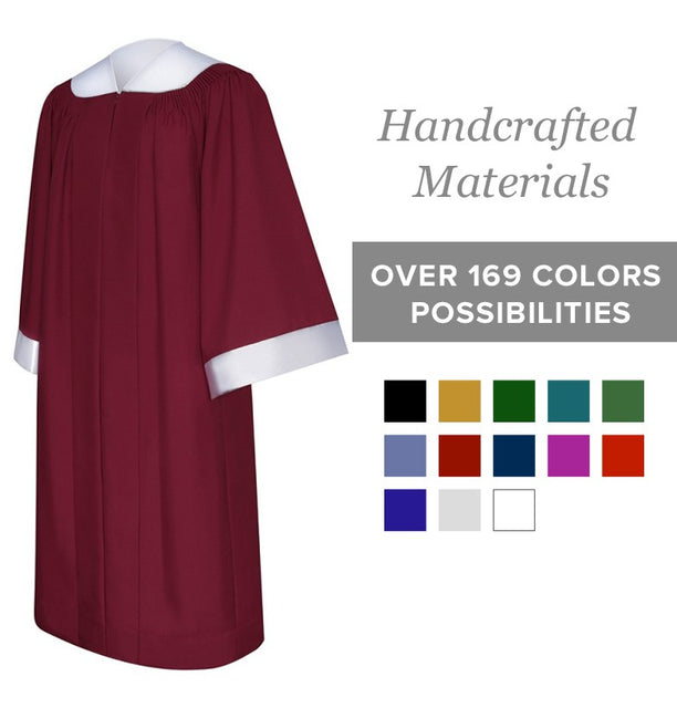 Corona Choir Robe - Custom Choral Gown - Church Choir Robes - ChoirBuy