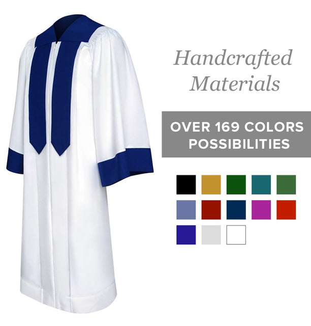 Tempo Choir Robe - Custom Choral Gown - Church Choir Robes - ChoirBuy